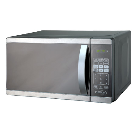 Premium Appliances 0 8 Ft 179 Mirror Finished Microwave Oven